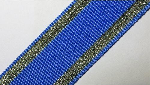 30мм Фастекс синий