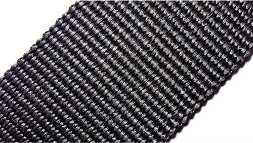 45мм Лента ременная р.3092 черная  п/п