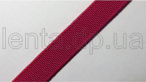 10мм Лента эластичная (резинка) р.3098 малиновая
