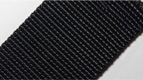 45мм Лента ременная р.3186 черная , п/а