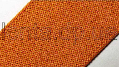 45мм Лента эластичная (резинка) р. 3360 оранжевая