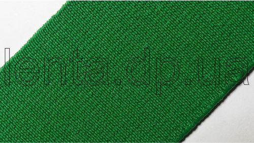 45мм Лента эластичная (резинка) р. 3366 зеленая
