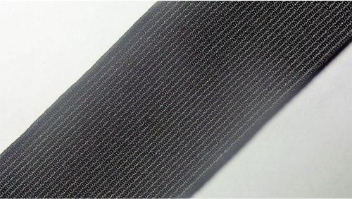 40мм Лента эластичная (резинка) р.3424 черная
