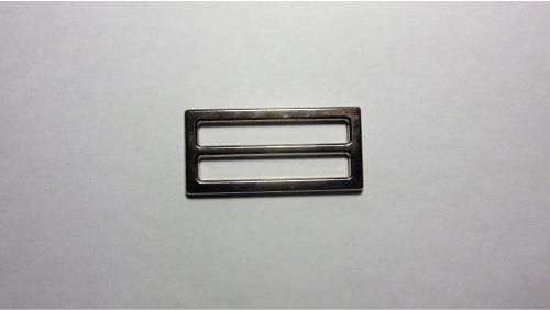 40мм Пряжка металлическая 4285 никель