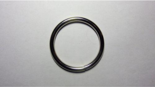40мм Кольцо металлическое 4337