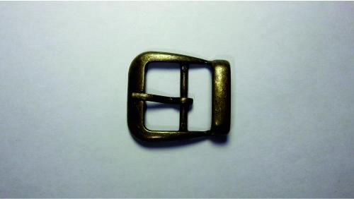 25мм Пряжка металлическая 4859 антик