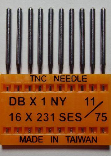 DBx1 NY SES 11-75 Иглы для ПШМ