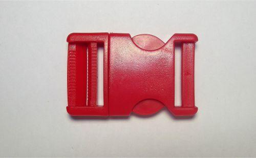 30мм Фастекс красный