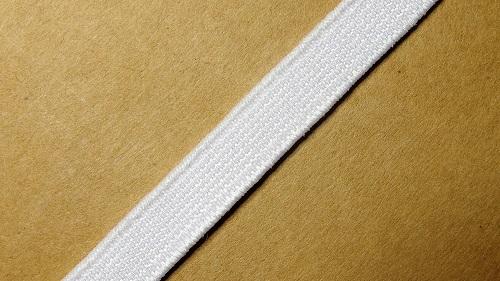 10мм Лента эластичная (резинка) р.2860 белая