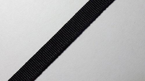 08мм Лента окантовочная р.2976 черная