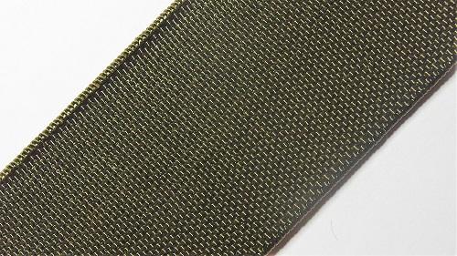 40мм Лента эластичная (резинка) Полиамид р.3094 хаки