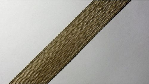 18мм Лента окантовочная вязаная лямовка) бежевая 18-200