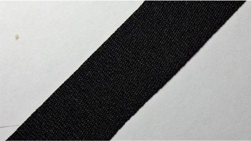 20мм Лента окантовочная р.2349 черная