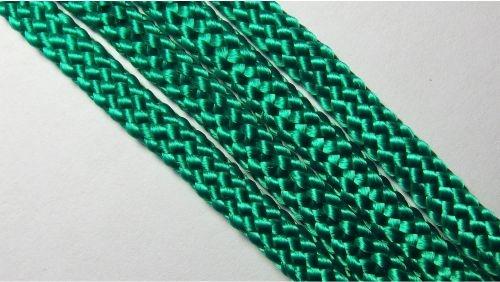 Шнур плетеный без наполнителя р.2330 зеленый