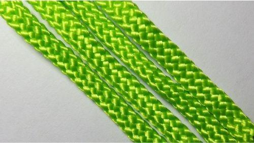 Шнур плетеный без наполнителя р.2330 салатовый