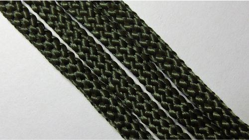 Шнур плетеный без наполнителя р.2330 хаки
