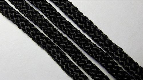 Шнур плетеный без наполнителя р.2330 черный