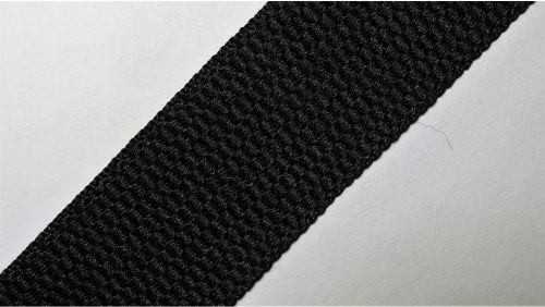 23мм Лента окантовочная р.2367 черная