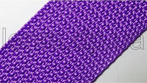 40мм Лента ременная р.2534 фиолетовая, п/п