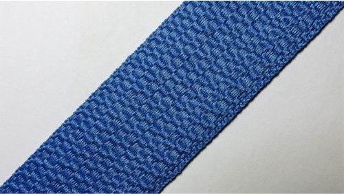 25мм Лента окантовочная р.2704 голубая