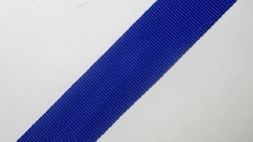 20мм Лента репсовая р.2902 синяя