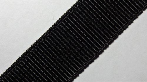 25мм Лента ременная р.2924 черная  п/п