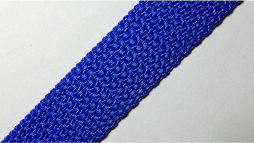 20мм Лента ременная р.3086 синяя, п/п