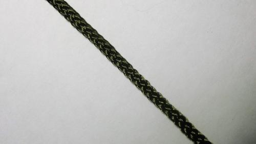Шнур плетеный без наполнителя р.3136 хаки