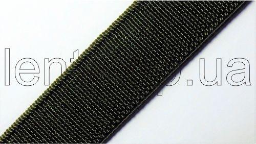 20мм Лента эластичная (резинка) Полиамид р.3188 хаки