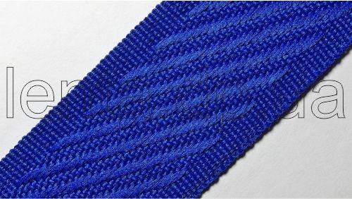 30мм Лента окантовочная р.3156 синяя