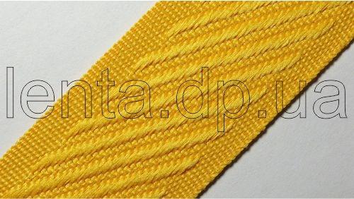 30мм Лента окантовочная р.3196 желтая
