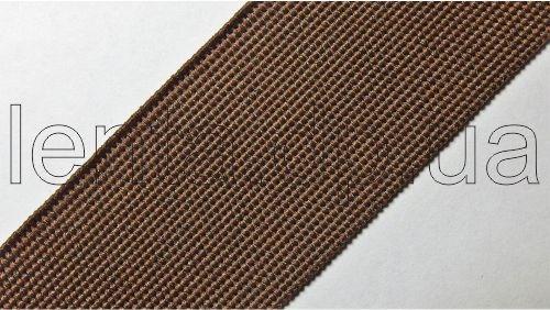 30мм Лента окантовочная р.3242 коричневая