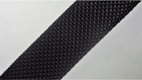 30мм Лента ременная р.3264 черная п/п