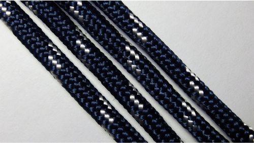 Шнур плетеный с наполнителем р.3276 синий