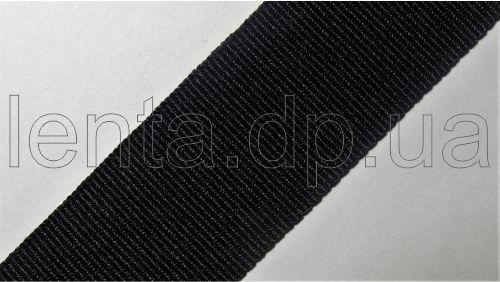 25мм Лента окантовочная р.3320 черная