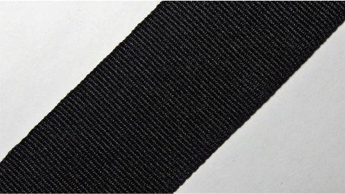 30мм Лента окантовочная р.3324 черная