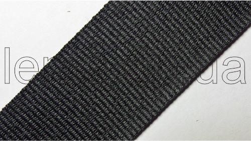 30мм Лента окантовочная р.3328 черная