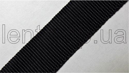 20мм Лента окантовочная р.3342 черная  п/а