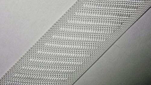 35мм Лента для отделки матрасов р.3388 белая