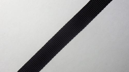 10мм Лента окантовочная (полиамид) р.3428 черная