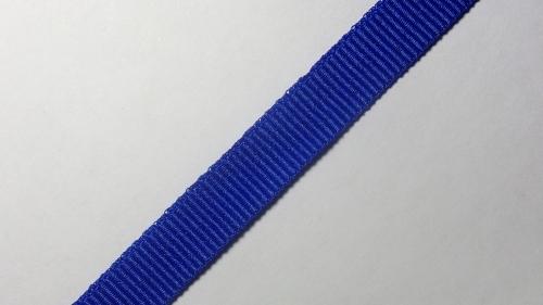 12мм Лента репсовая р.3444 синяя