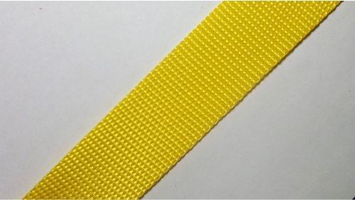 23мм Лента окантовочная р.3524 желтая
