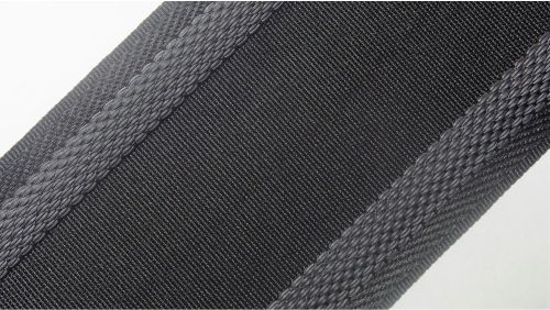 65мм Лента корсажная с латексом р.3246 черная