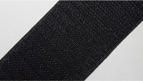 38мм Лента контактная (липучка) черная