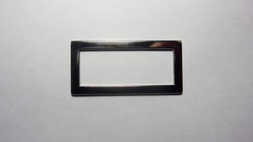 50мм Рамка металлическая 4173