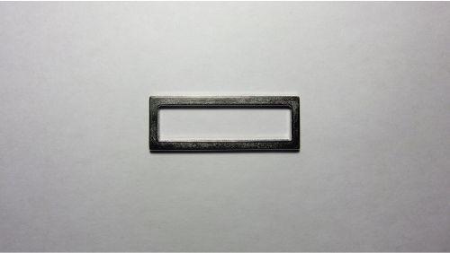 40мм Рамка металлическая 4176