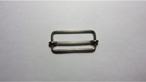 40мм Пряжка металлическая 4192 никель