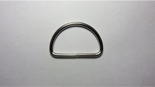 40мм Полукольцо металлическое 4212