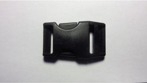 25мм Фастекс черный 5467