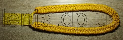 Плечевой шнур, желтый